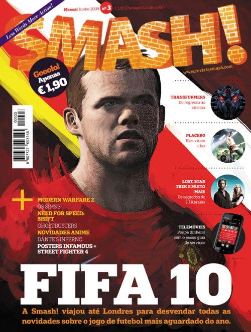 Primeiro contacto com FIFA 10