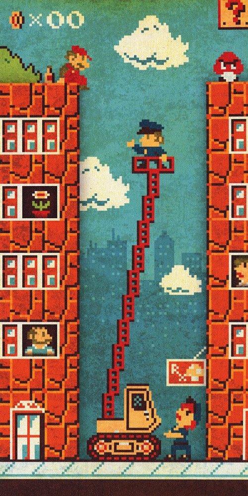 Não faças isso, Mario!